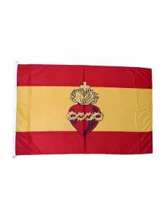Sacred Heart Flag