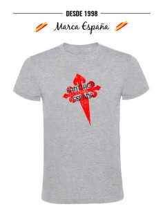 Cross of Santiago in Diagonal T-shirt