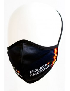 Spanish Police National Police Mask