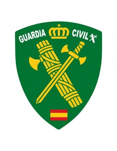 Pegatina Pequeña Guardia Civil