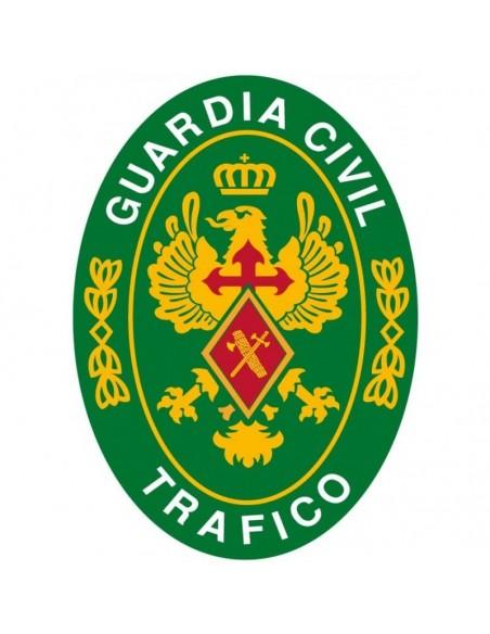 Guardia Civil de Trafico en Relieve Ovalado