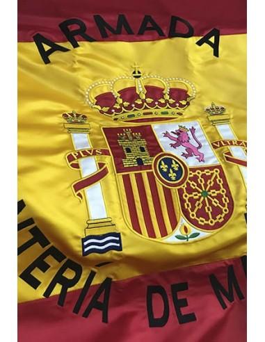 Banderas Bordadas a Mano de Países, Provincias, Municipios Y DE ESPAÑA