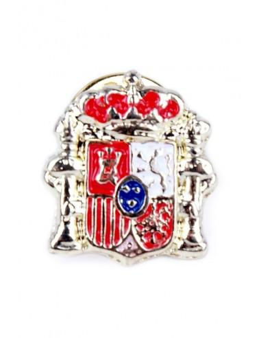 Pin Escudo España Relieve