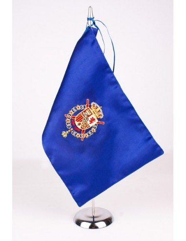 Banderín Sobremesa Casa Real Juan Carlos I