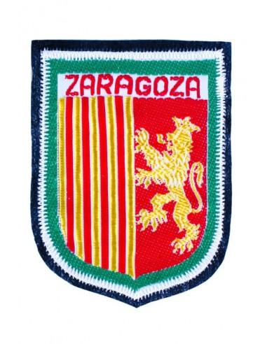 Parche Escudo de Zaragoza