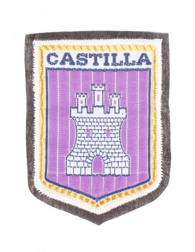 Parche Escudo de Castilla