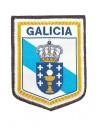 Parche Escudo de Galicia