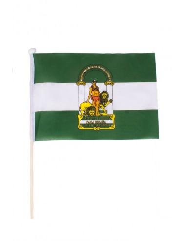 Banderín de Andalucía de Mano
