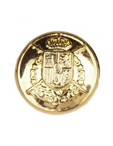 Botón Uniforme de Gala Casa Real