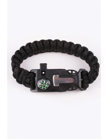 kit de Supervivencia y Aventura Color Negro