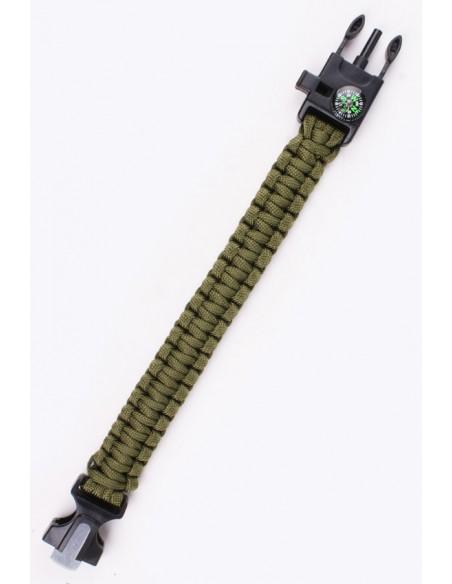 kit de Supervivencia y Aventura Color Verde