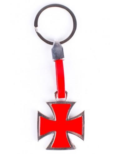 Llavero Cruz Templaria