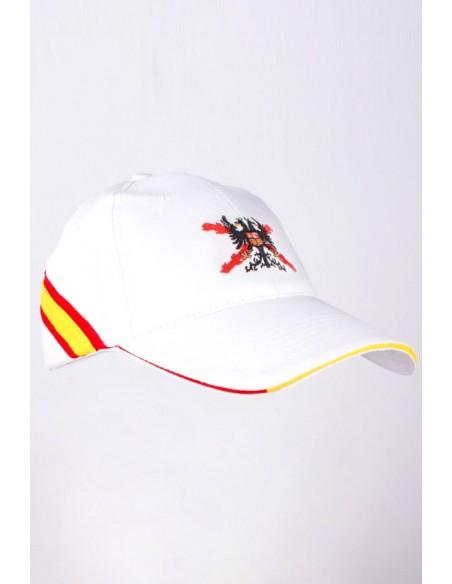 Gorra España Tercio Flandes Blanca