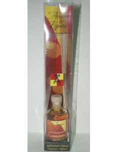 Red Fruits Mikado Air Freshener