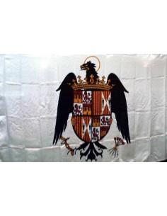 Bandera Escudo de Armas de los Reyes Católicos S. XV Año 1492