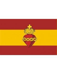 Bandera Sagrado Corazón Jesús