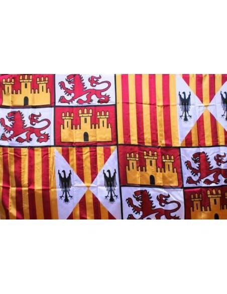 Bandera Estandarte Reyes Católicos Siglo XV