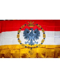 XVI Century Spanish Gallions Flag
