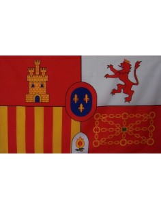 Spanish Kings Flag
