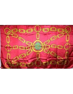 XIII Century Navarra's Kingdom Flag