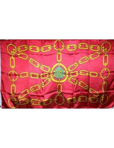 Bandera Reino Navarra Siglo XIII