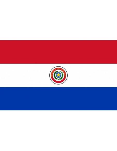 Bandera República del Paraguay