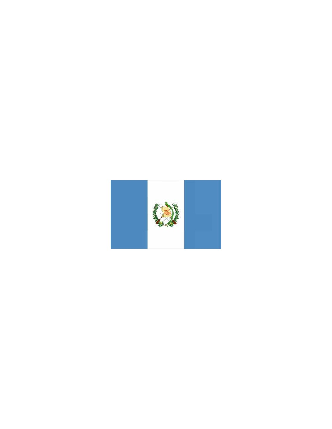 Arenal De Sevilla Guatemala Flag