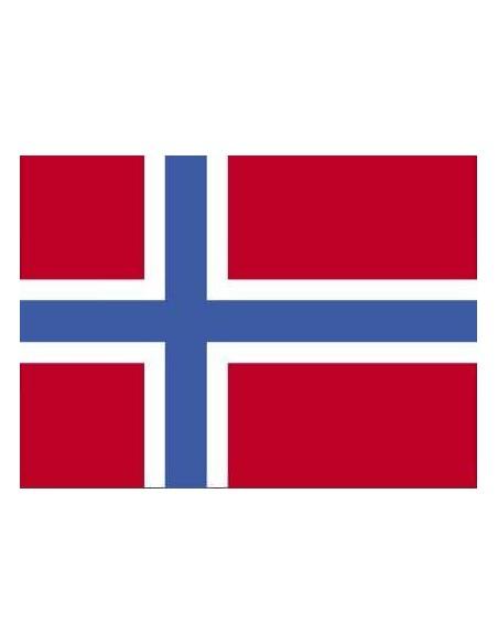 Bandera Reino de Noruega
