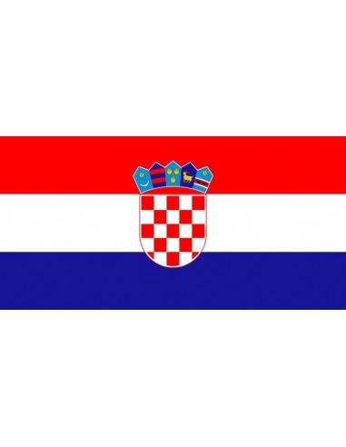Bandera República de Croacia
