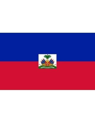 Bandera República de Haití