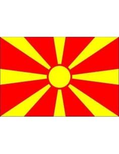 Bandera República de Macedonia
