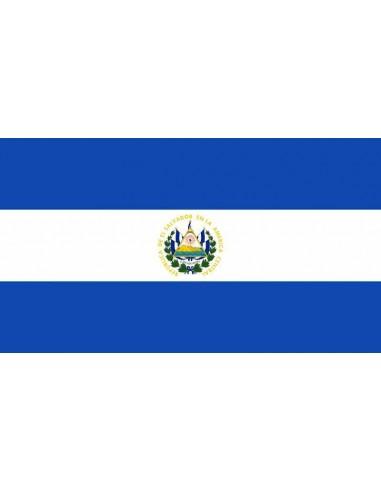 Bandera República de El Salvador