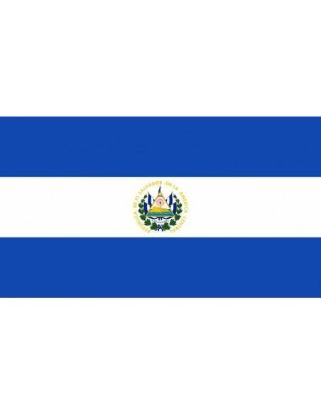 Republic of El Salvador Flag
