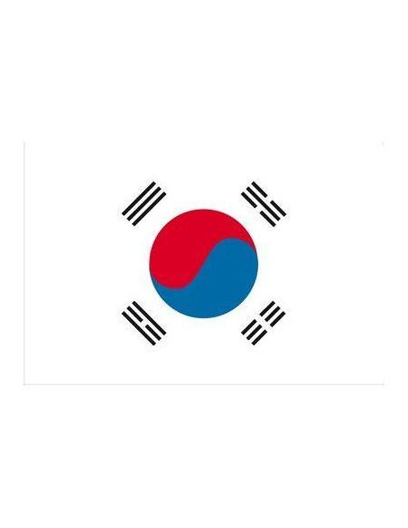 Bandera República de Corea o Corea del Sur