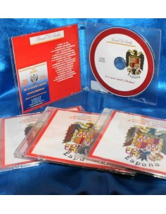 CD Our Spain