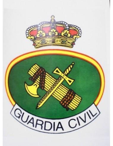 Lámina Colección Guardia Civil