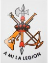 Collection Legion Spanish Art Print
