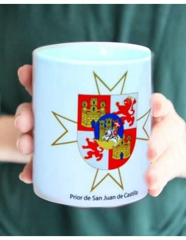 Prior of San Juan de Castilla Mug