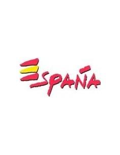 Spanish letter sticker