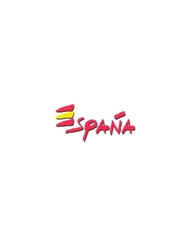Pegatinas España Letras