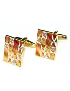 Catholic Kings Insignia Cufflinks