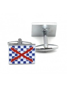 Corps of Spinola Flag Cufflinks
