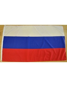 Russia Flag Polyester