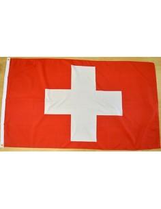 Bandera Suiza Poliéster