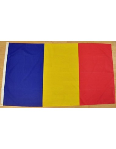 Bandera Rumanía Poliéster
