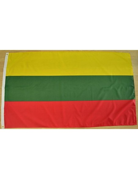 Bandera Oficial de Lituania Poliéster