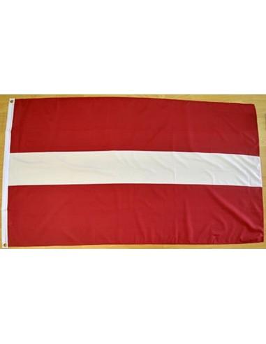 Bandera Nacional de Letonia Poliéster