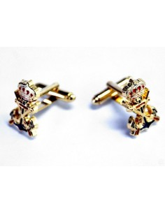 Spanish Marine Infantry Cufflinks