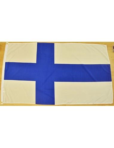 Bandera República de Finlandia Poliéster