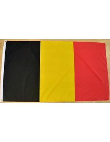 Bandera Bélgica Poliéster